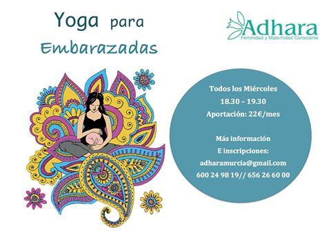 Yoga para embarazadas murcia