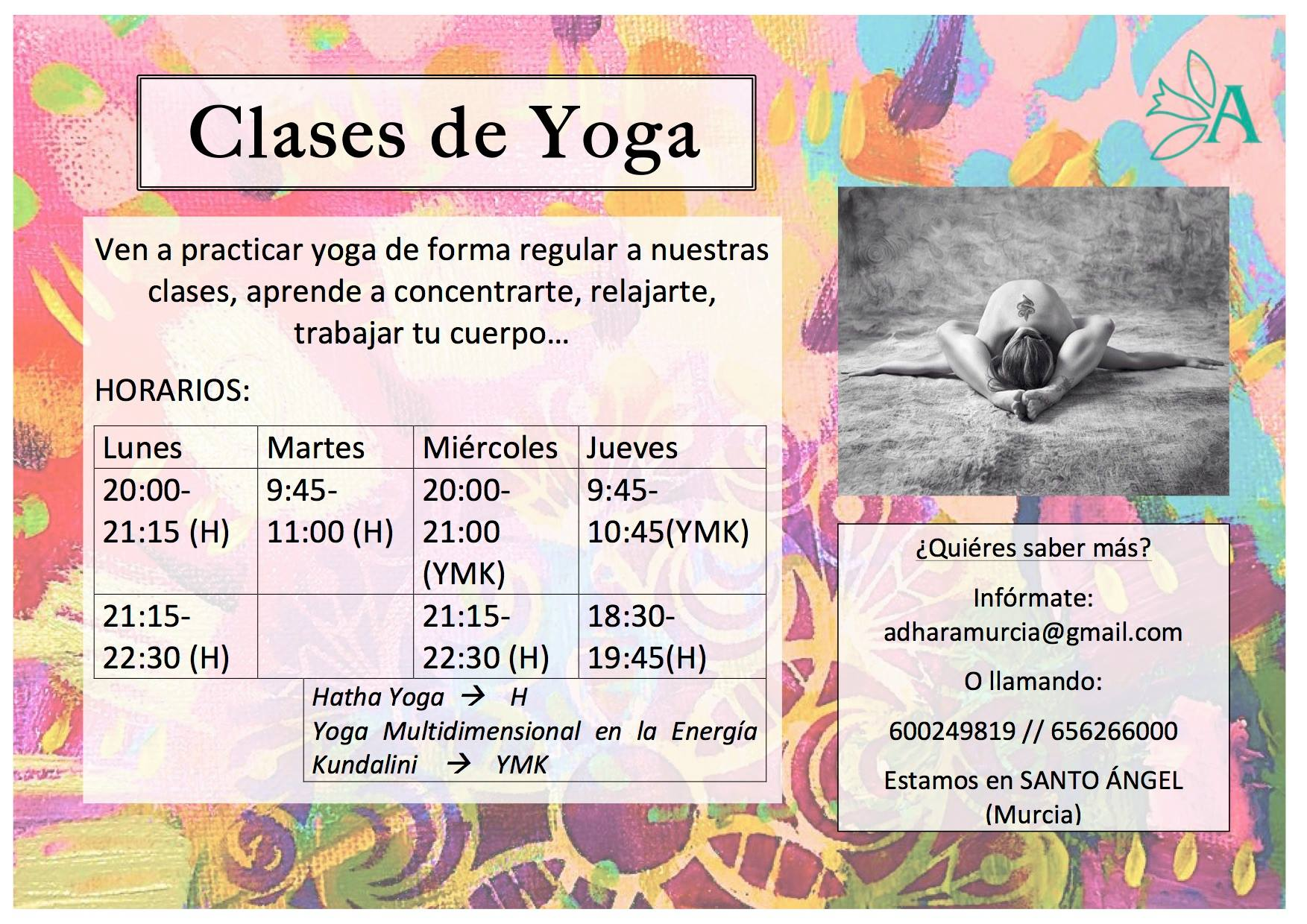 Yoga Murcia