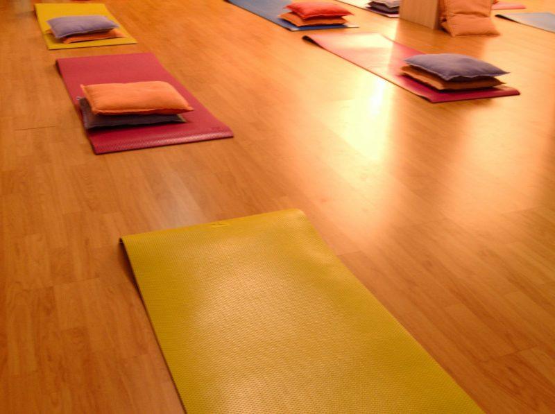 posturas de yoga murcia