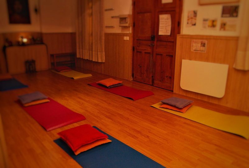 clases de yoga en murcia