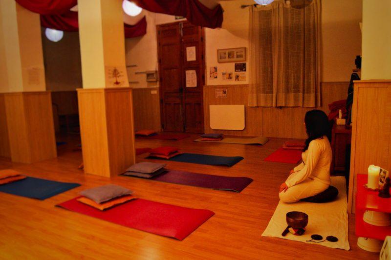 centro de yoga en murcia