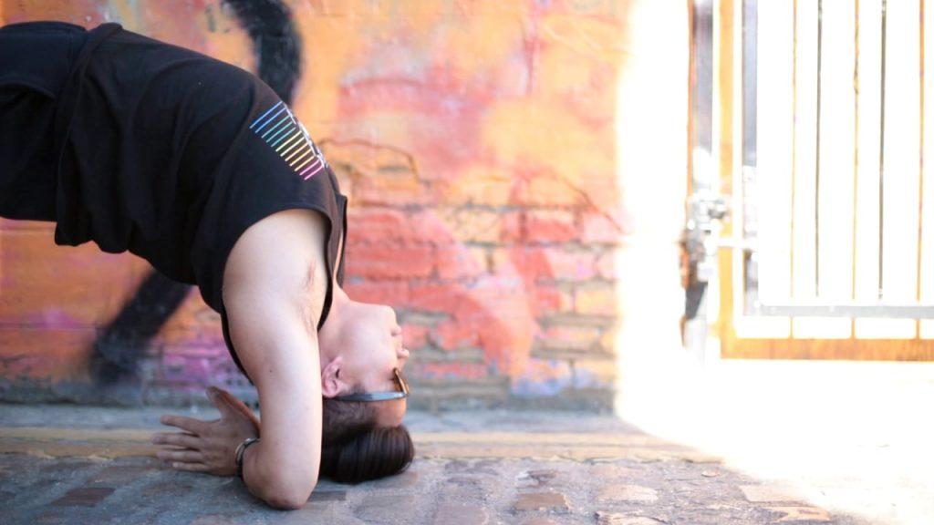 miedo yoga